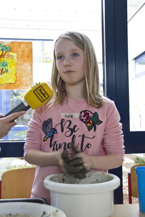Radio Euskirchen Interview mit Julie