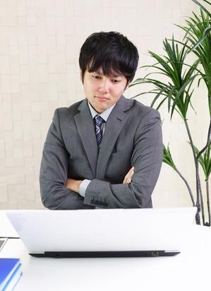 ホームページからのお問い合わせがなくて落ち込む経営者