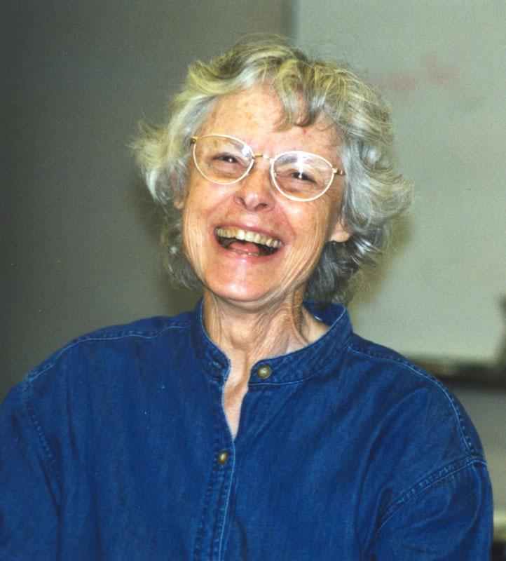 Science Fiction Autorin Carol Emshwiller