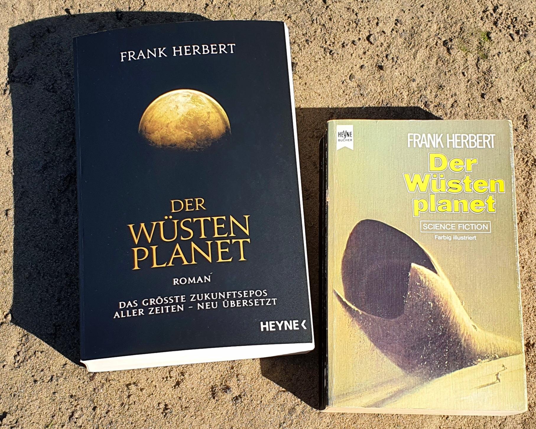 Gastrezension: Dune von Frank Herbert