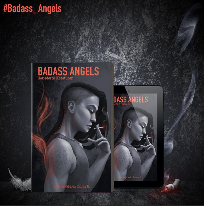 Badass Angels Gefiederte Kreaturen - Anthologie