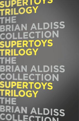 Supertoys Trilogy von Brian Aldiss