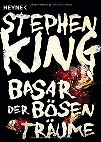 Basar der bösen Träume von Stephen King