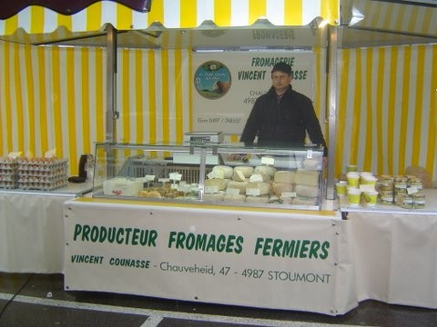 Fromagerie Counasse (Chauveheid)
