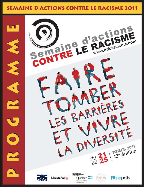 Promotion publicitaire pour l'Événement SACR 2011-2012 par Paredesign