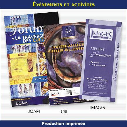 Brochures et dépliants d'information