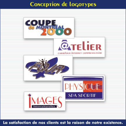 Conception de logotypes