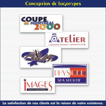 Conception de logotypes