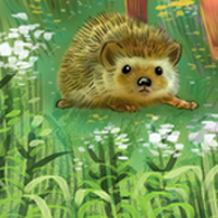 Norville the hedgehog - The Secrets of Grindlewood