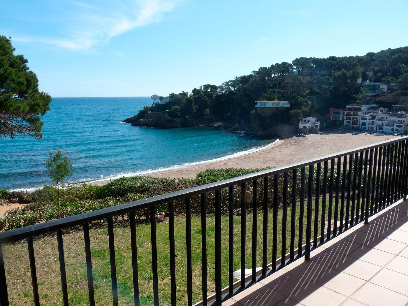 Appartement bord de plage Begur