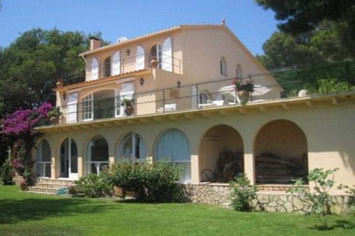 Location villa Tamariu - ab-villa