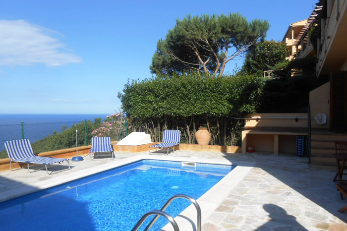 Villa avec piscine Sa Riera Begur