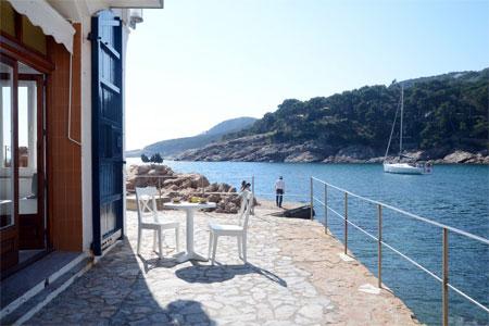 Tamariu est une belle destination pour les vacances sur la Costa Brava en Espagne