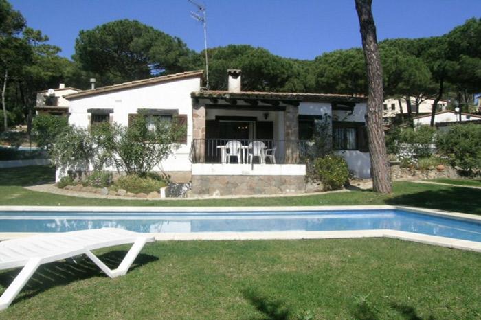 Maison avec piscine Sa Riera Begur
