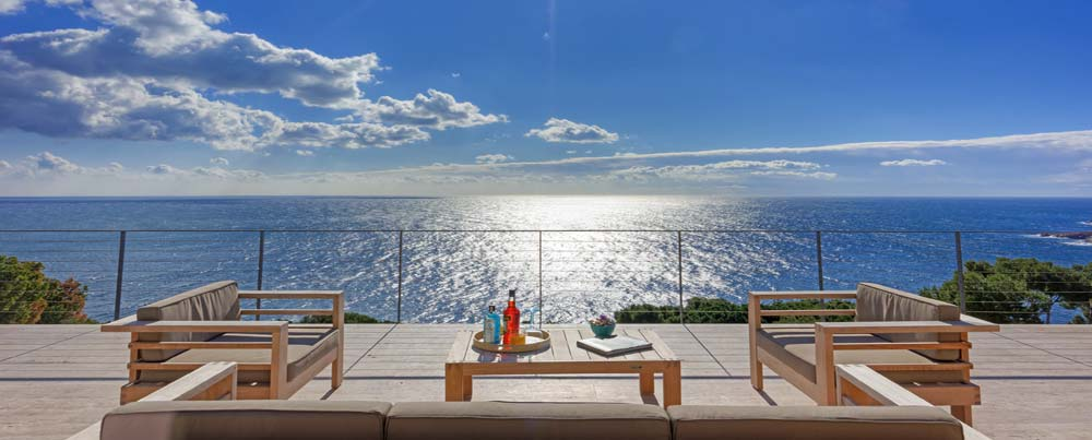 Les plus belles villas à louer pour les vacances à Tamariu, Costa Brava, Espagne