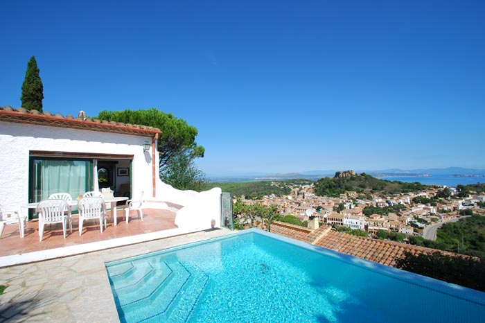 Location maison Begur