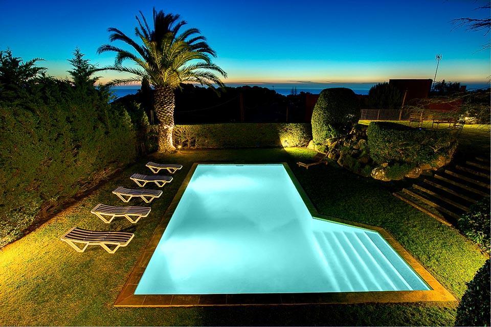 Maison de charme, piscine privée et vue mer à Begur