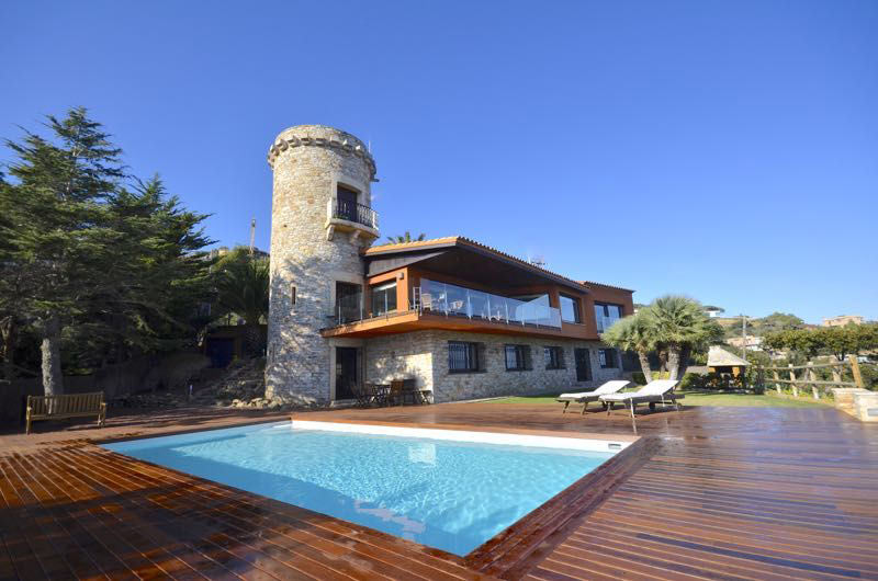 Location maison Begur-016
