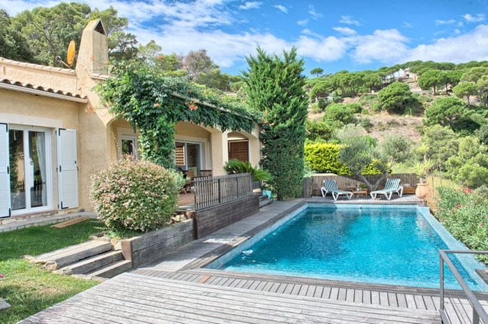 Villa en bord de mer Sa Riera Begur