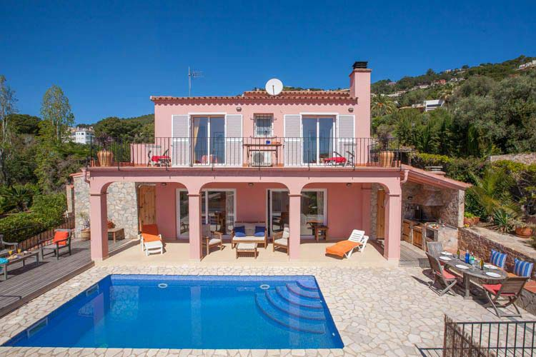 Location maison Begur-010