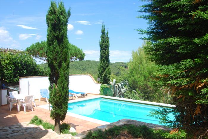 Location de belles villas Costa Brava, Espagne