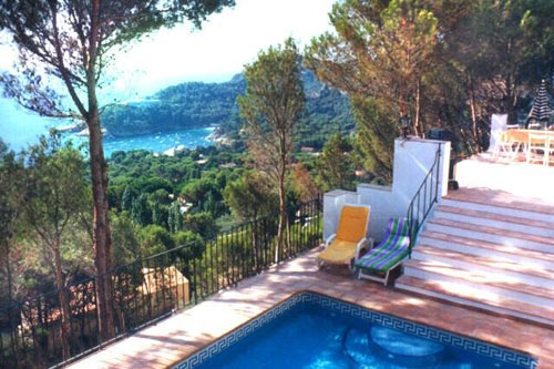 Location maison Begur-04