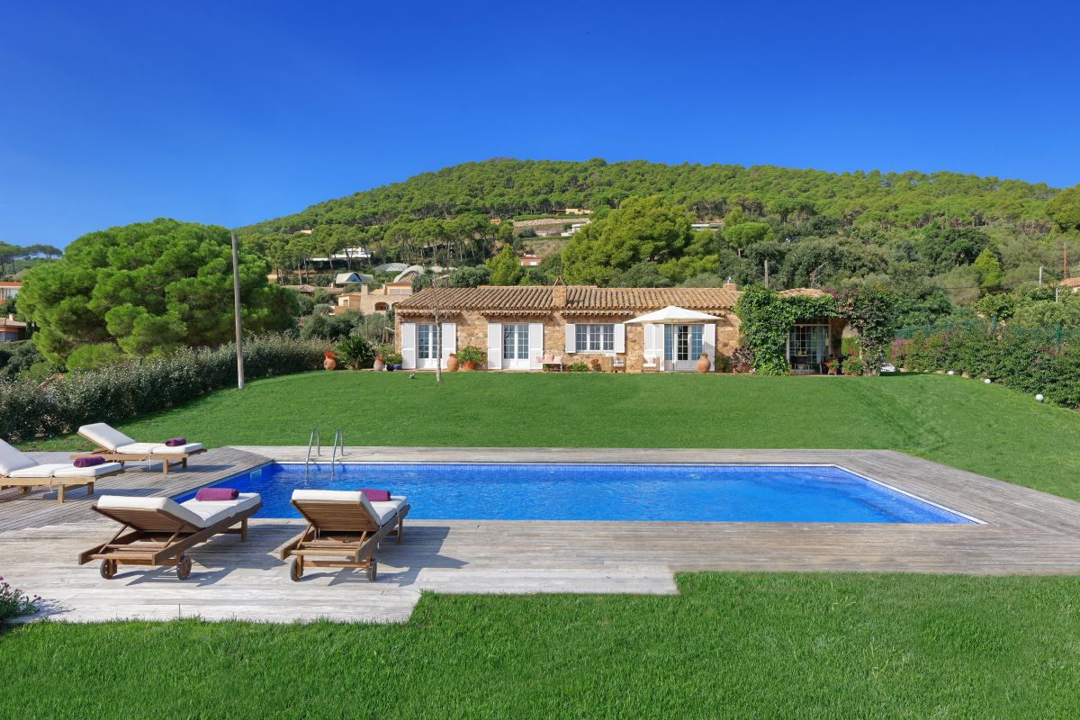 Location maison Begur-013