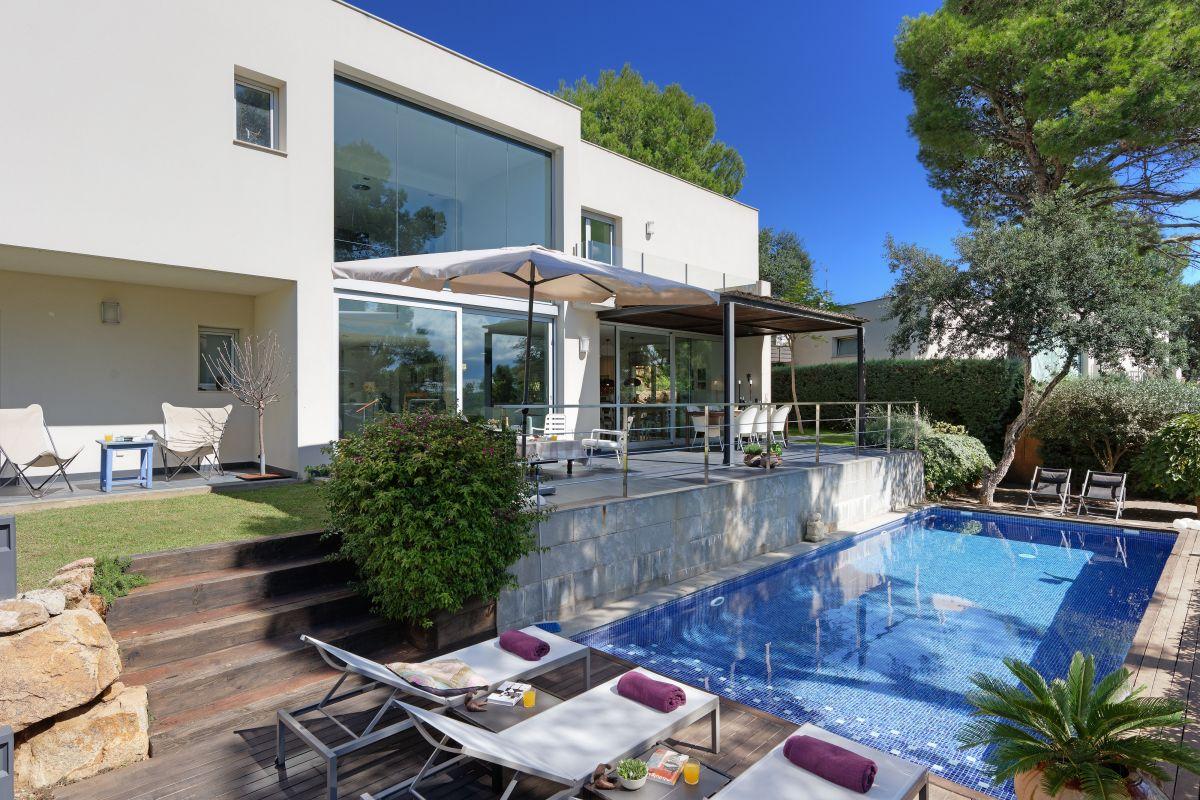 Maison avec piscine Tamariu