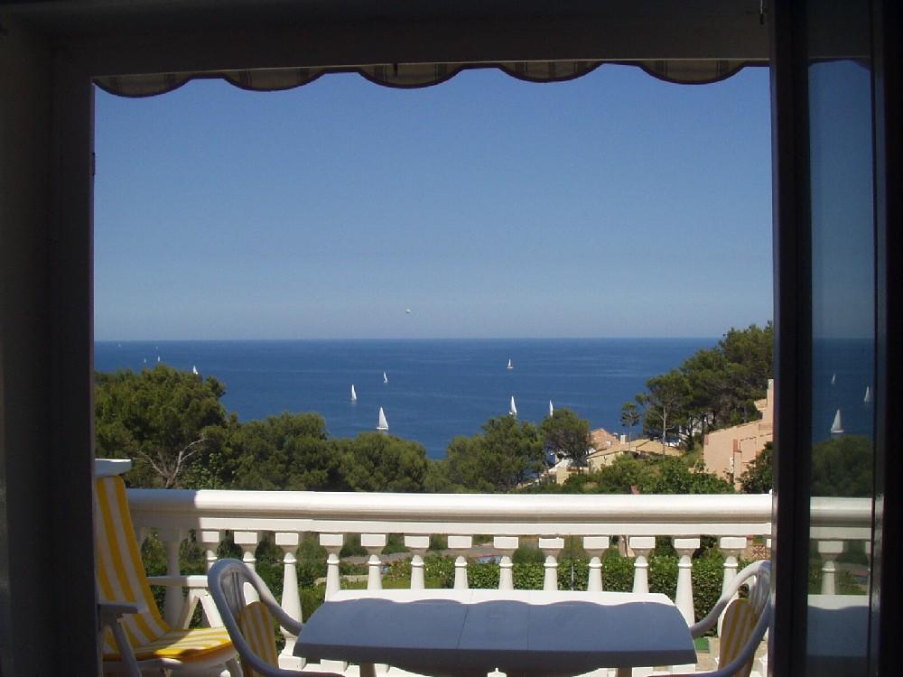 Appartement vue mer et piscine Begur