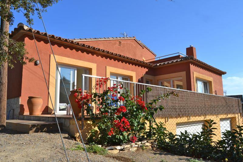 Belle villa à louer à Begur