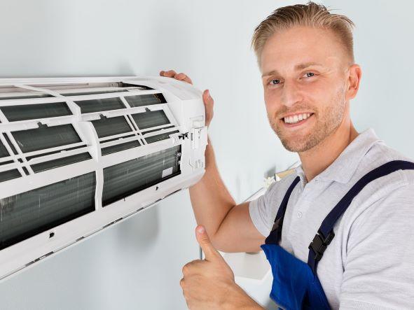 Wir überprüfen Ihrer Klimaanlage