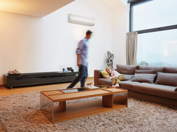 Klimaanlagen für Ihr Zuhause