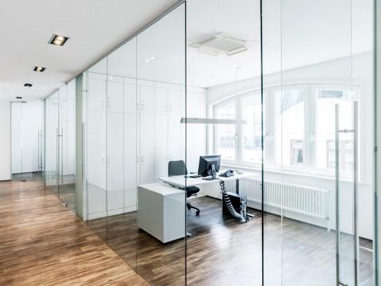 Klimaanlagen für Büroräume