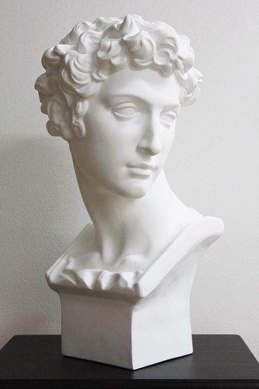 メディチ・石膏像
