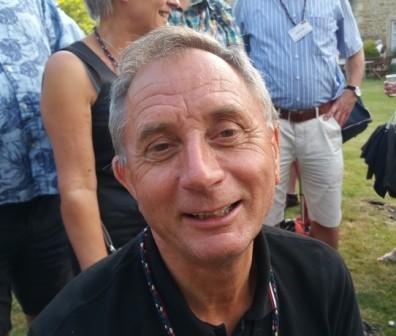Joël Raimbault - maire adjoint de St-Fort