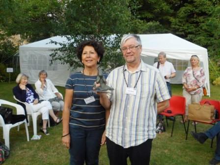 Marie Line Dasse & Alan Glover