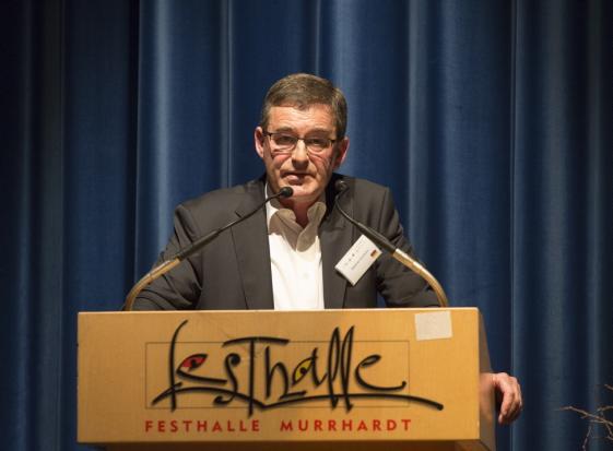 Ouverture de la quadripartite - Stephan Eichhoorn (maire de Rötha)