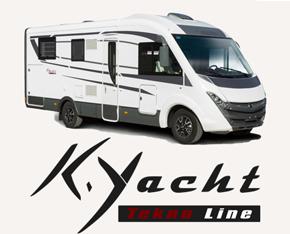 Mobilvetta K-Yacht Tekno Line Vollintegriert