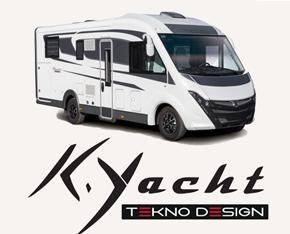 Mobilvetta K-Yacht Tekno Design Vollintegriert