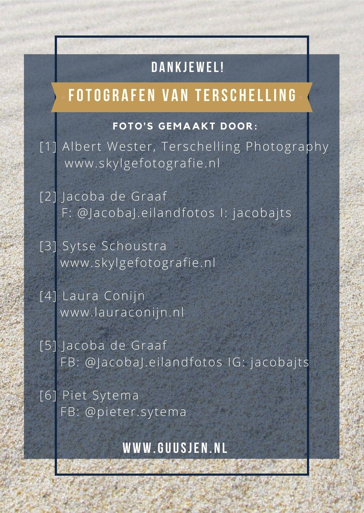 Zeesleepboot Holland - flyer met fotografen