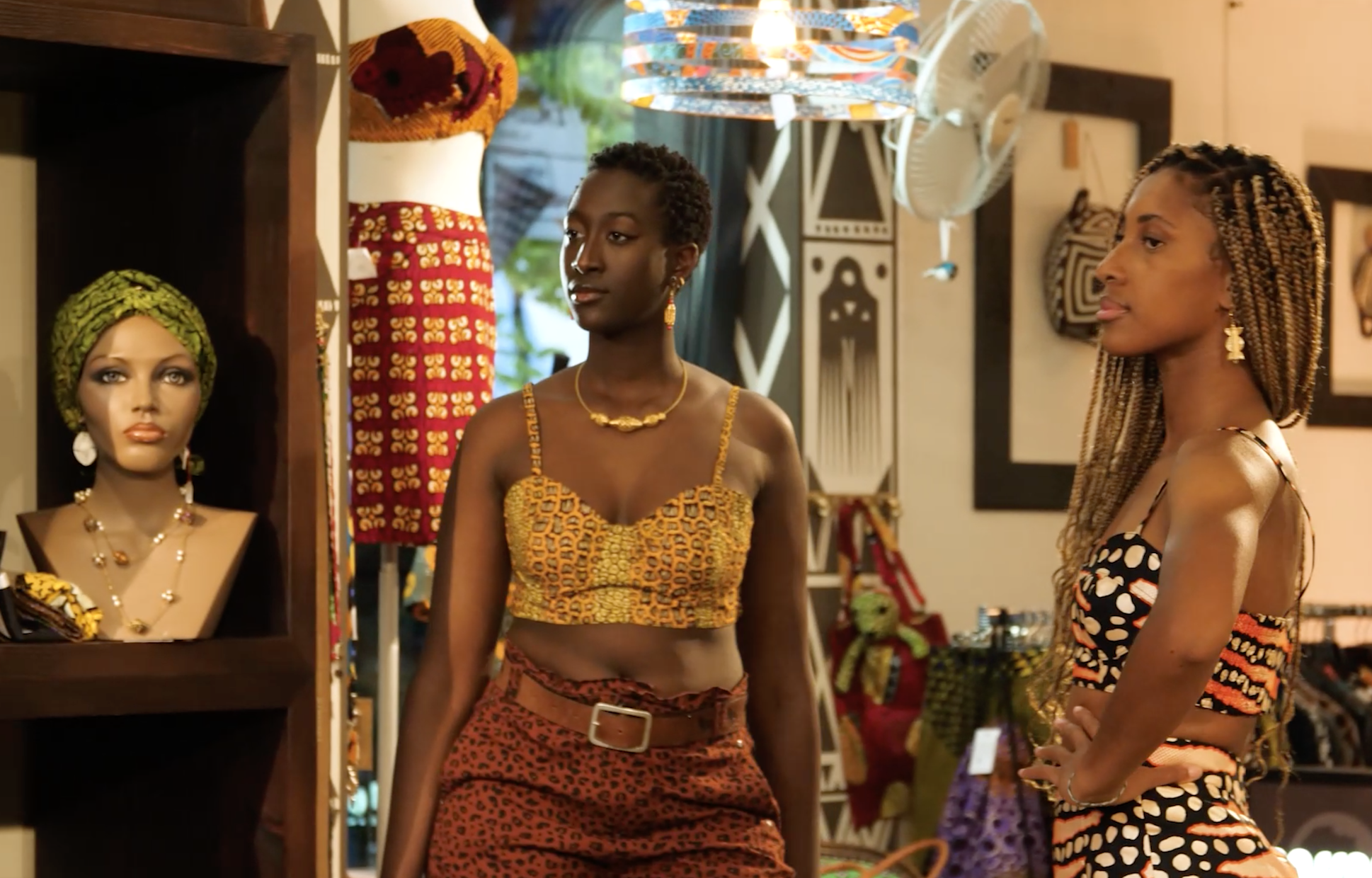 Fashion Show Afro-Pfingsten Winterthur