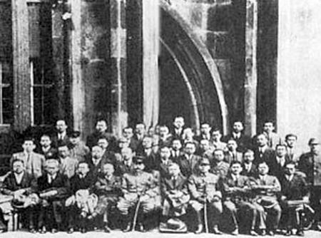 Cuerpo militar de la unidad 731.