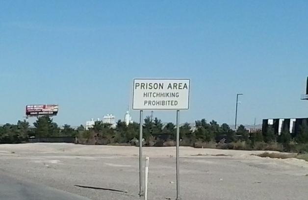 Bild: Las Vegas, Prison, HDW-USA, Amerika, Road-Trip