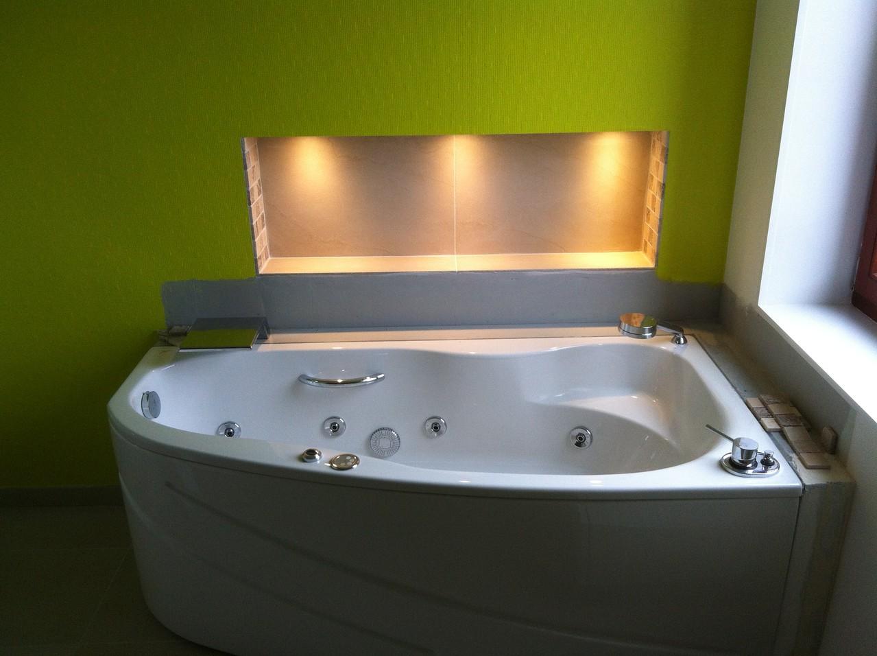 Nos réalisations de salles de bains : - Cuisines Cloet - Lomme ...