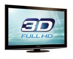 3 D  Full HD LED TV
