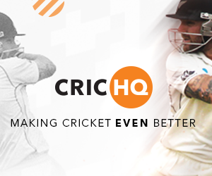 CricHQ - making cricket EVEN better
