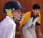 U17 indoor practice