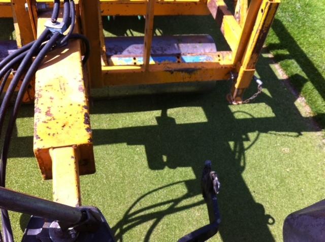 The hydraulic roller