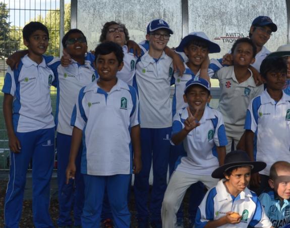 Winners - Zurich Crickets U11s