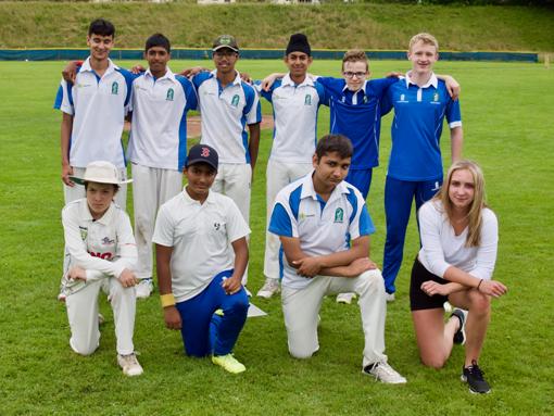Winning U15 ZCC team